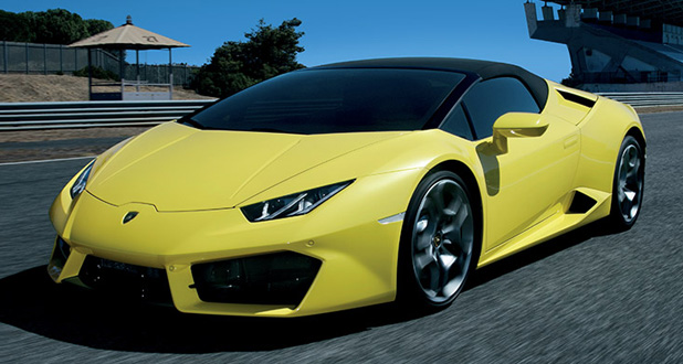 Lamborghini Huracan Rwd Spyder Photos Images Pictures