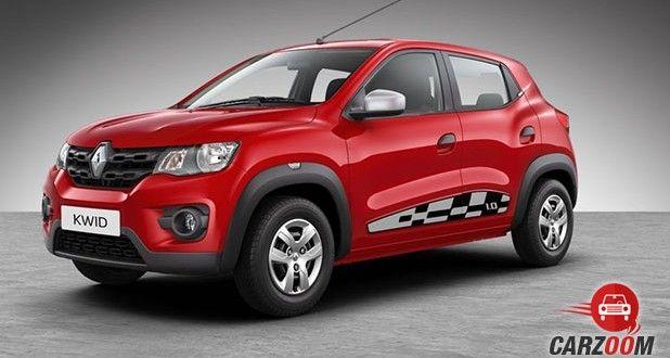 Renault Kwid 1.0l MT