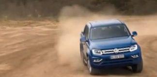 Volkswagen Amarok V6 Launch Film