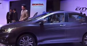 2017 New Honda City Facelift - First Look