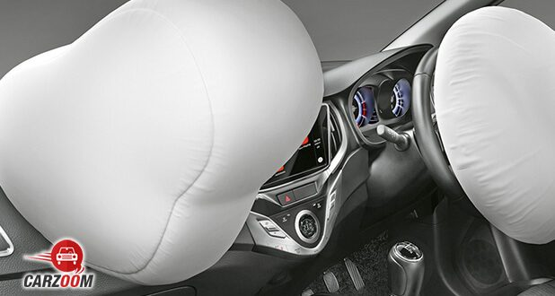 Maruti Suzuki Baleno airbag