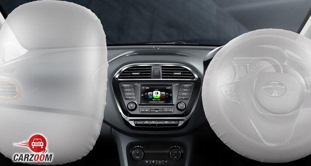 Tata Tigor Airbag