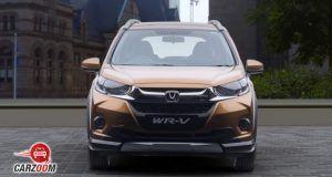 Honda WR-V Front