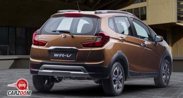 Honda WR-V Back