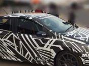 VOLKSWAGEN AMEO CUP RACE CARS SPIED WTH HUGE SPOILERS