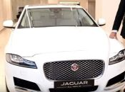 Locally assembled Jaguar XF launched at Rs. 47.50 lakh