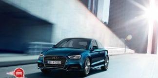 Audi A3 Sedan overall