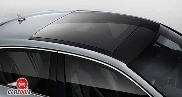 Audi A3 Sedan roof