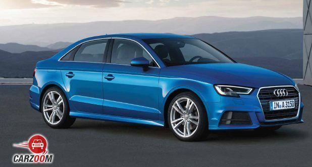 Audi A3 Sedan side