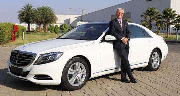 Mercedes-Benz S-Class Connoisseur's edition
