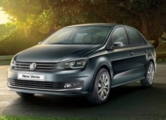 New Volkswagen Vento Highline plus