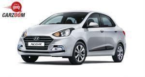 2017 Hyundai Xcent