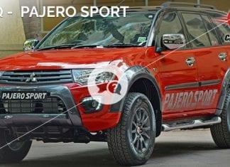 Pajero Sport