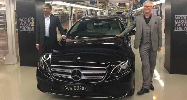 Mercedes-Benz E 220 d