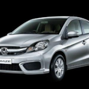 Honda Amaze Privilege Edition