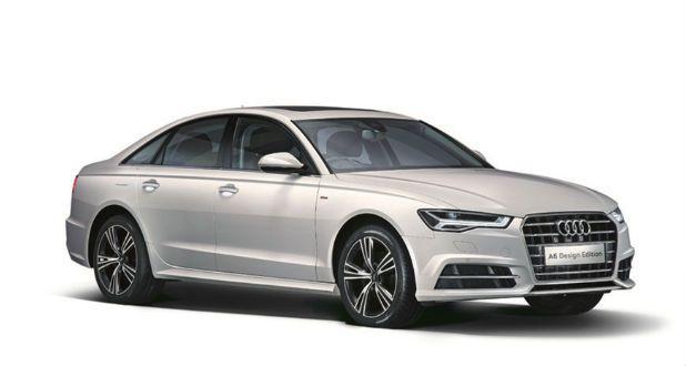 Audi A6 design edition