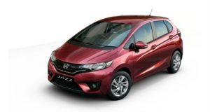 Honda Jazz 'Privilege Edition'