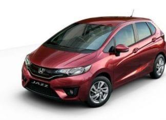 Honda Jazz 'Privilege Edition'