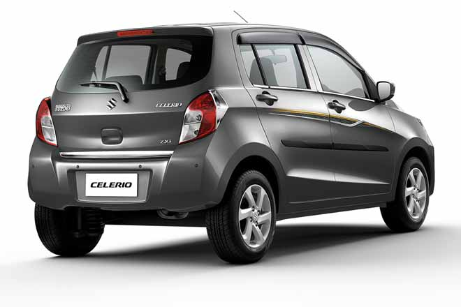 maruti suzuki celerio limited edition launched in india at rs lakh. Black Bedroom Furniture Sets. Home Design Ideas
