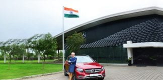 Mercedes Benz GLC Celebration Edition 1