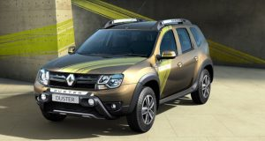 Renault Duster Sandstorm Edition