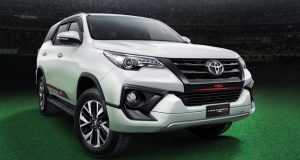 2017 Toyota Fortuner TRD Sportivo