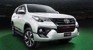 2017 Toyota Fortuner TRD Sportivo