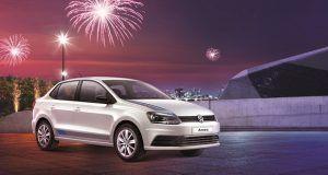 Volkswagen Ameo Anniversary Edition
