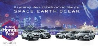 Honda Annual Celebration Offer