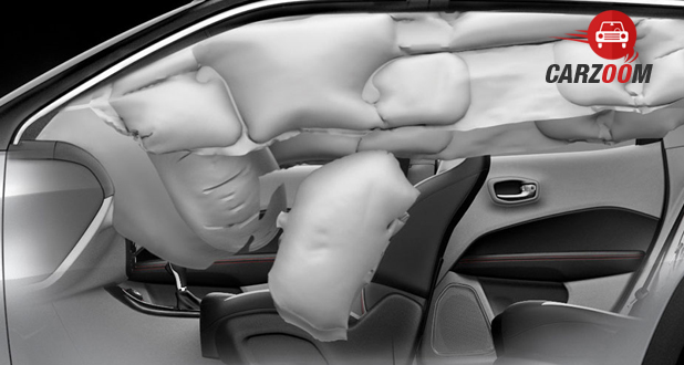 Jeep Compass Airbag