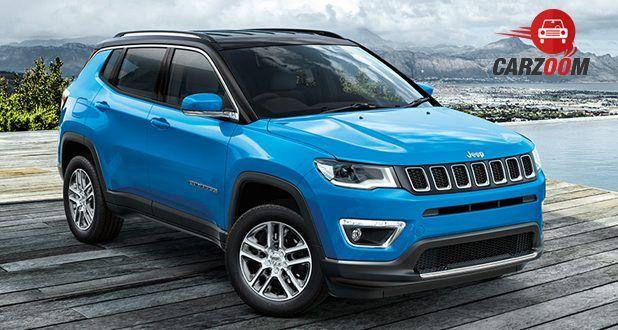 Jeep Compass Blue