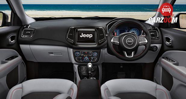 Jeep Compass Dashboard