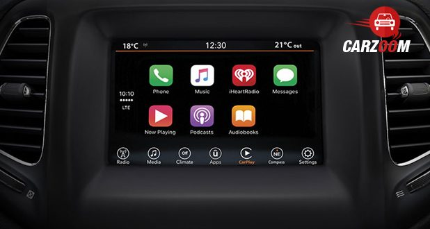 Jeep Compass Screen