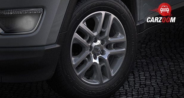 Jeep Compass Tyre