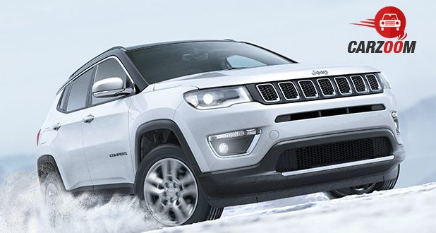 Jeep Compass White