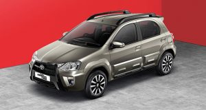 Toyota Etios Cross X-Edition