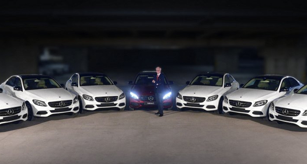Mercedes C-class Edition C