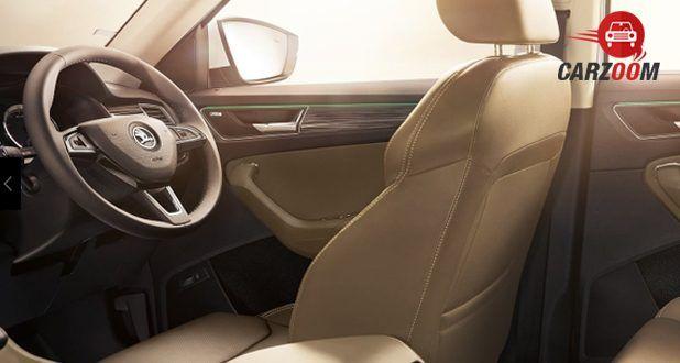 Skoda Kodiaq Steering wheel