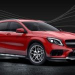 Mercedes-AMG GLA 45 4MATIC Colors