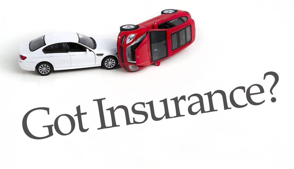 Get insurance and pollution done