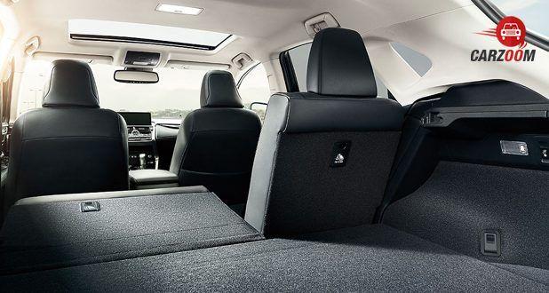 Lexus NX enterior