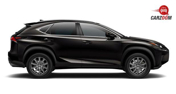 Lexus NX side