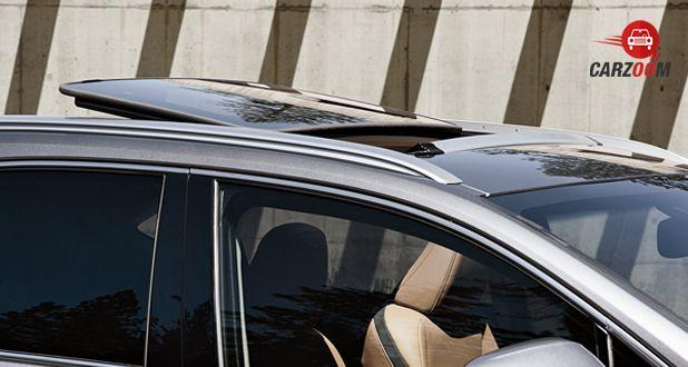 Lexus NX window