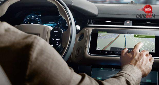 Range Rover Velar Gadgets