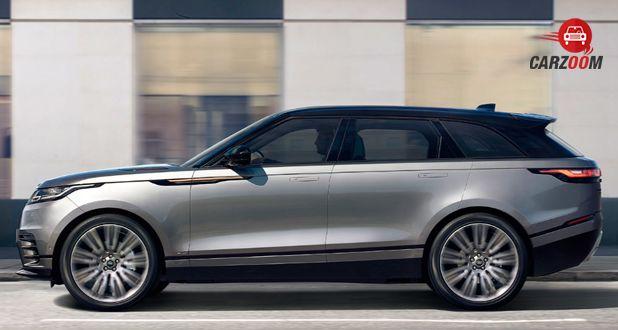 Range Rover Velar Left side