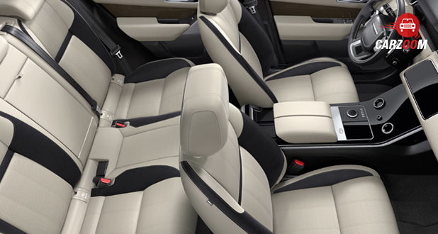 Range Rover Velar Seats