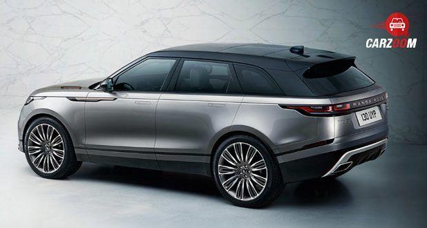 Range Rover Velar Side