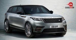 Range Rover Velar View