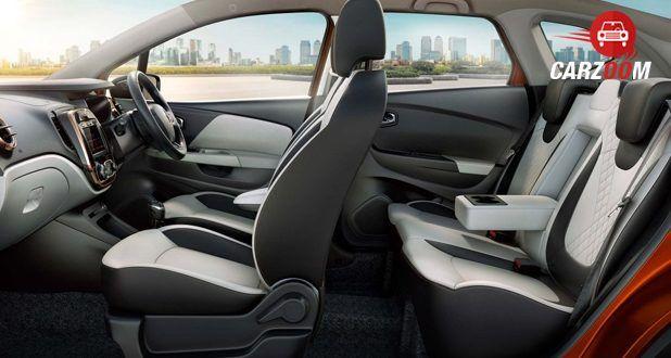 Renault Captur Seat