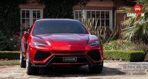 Lamborghini Urus Front